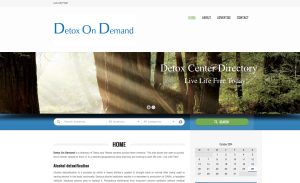 Detox on Demand - North America Rehab Directory