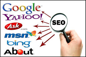 Search Engines Google Yahoo Bing