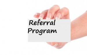 Web Design Referral Program