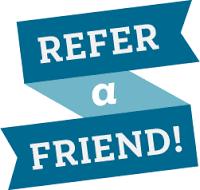 Web Design Refer a Friend Form