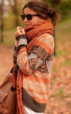 Comfy Fall Sweater