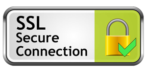 Sitio protegido con tecnología SSL Secure Connection
