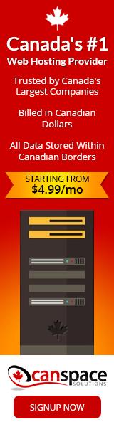 Canada Web Hosting - Quality Hosting Provider